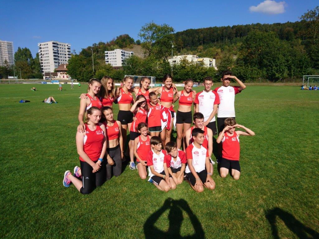 Athlétisme – Championnats Vaudois Multiples – Montreux