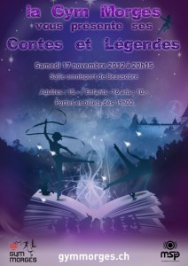 Affiche Gala 2012