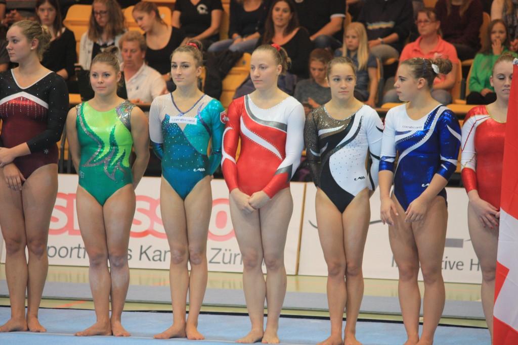 Géraldine Finales suisses 2015