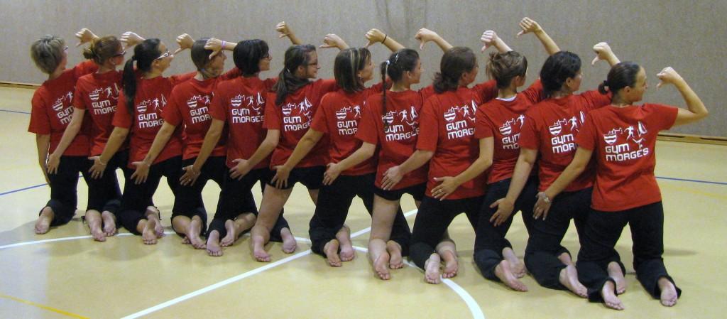 Groupe Gymnastique et Danse Actives