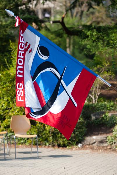 Inauguration du drapeau