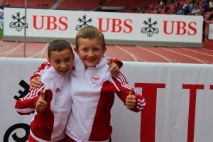Finale Kids Cup 2012