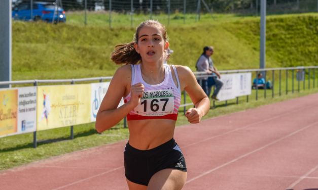 Athlétisme – Finale ACVG – Epalinges – L'argent pour Arthur, Delia et Meghan et le bronze pour Mia et Timéo!