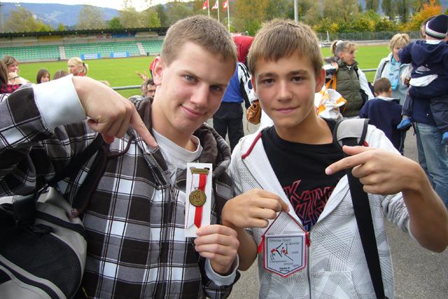 Quentin et Sacha